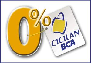 cicilan 0% kartu kredit